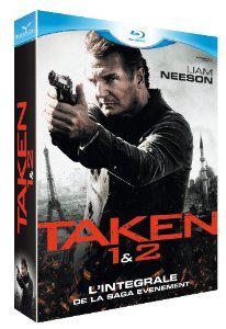 Coffret Taken 1 & 2 Blu Ray