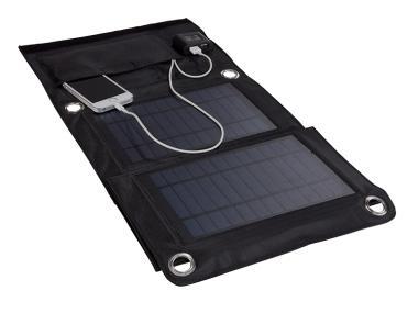 Panneau solaire pliable 13,2W