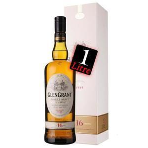 Single Malt Glen Grant 16 ans 43° - 1 litre