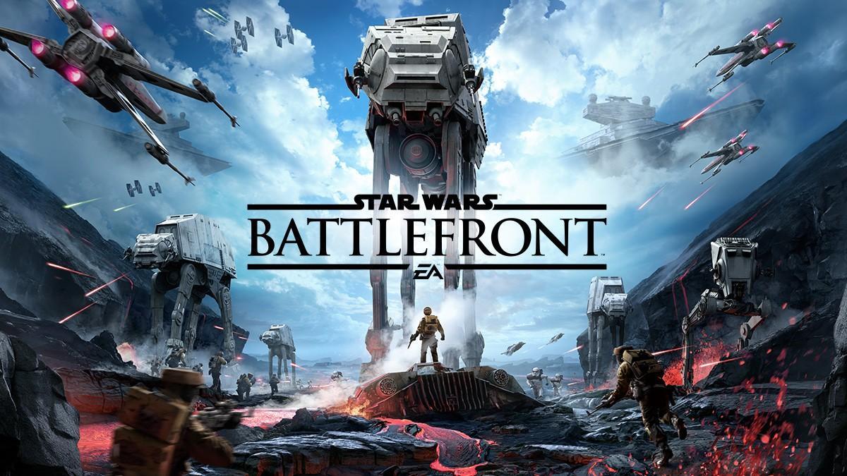 Jeu Star Wars Battlefront sur PC (Dématérialisé - Origin)