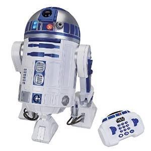Robot Radiocommandé R2-D2  Infrarouge  Star Wars - 7931