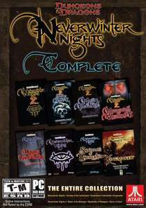 Neverwinter Dungeons & Dragons Neverwinter Nights Complete sur PC