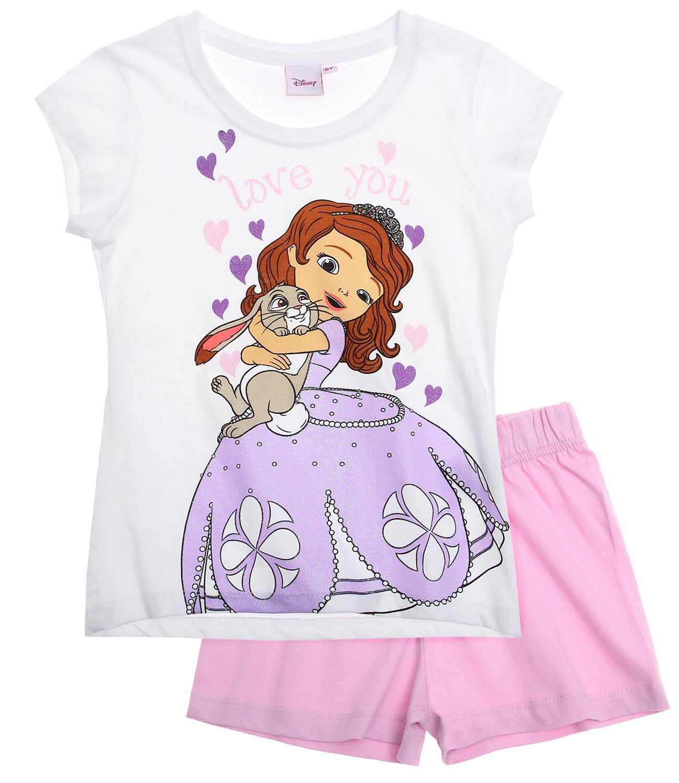 Livraison gratuite sans minimum d'achat sur tout le site - Ex : Pyjama court Disney Princesse Sofia à 5.95€