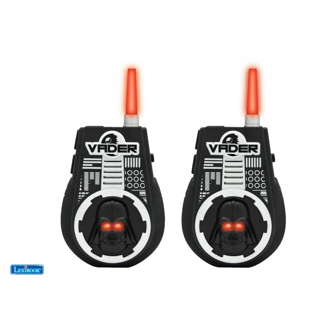 Lot de 2 talkie-walkies Lexibook TW35SW - Star Wars