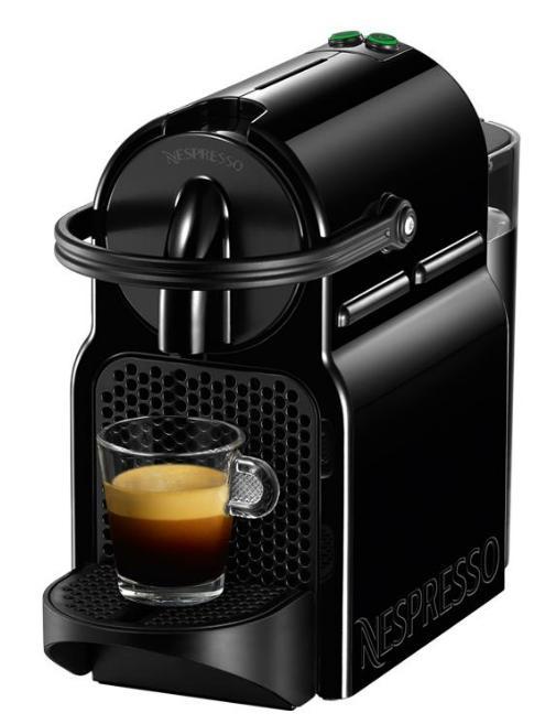 Sélection de cafetières à capsules Nespresso - Ex : Inissia