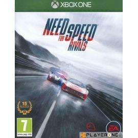 Need For Speed Rivals sur Xbox One