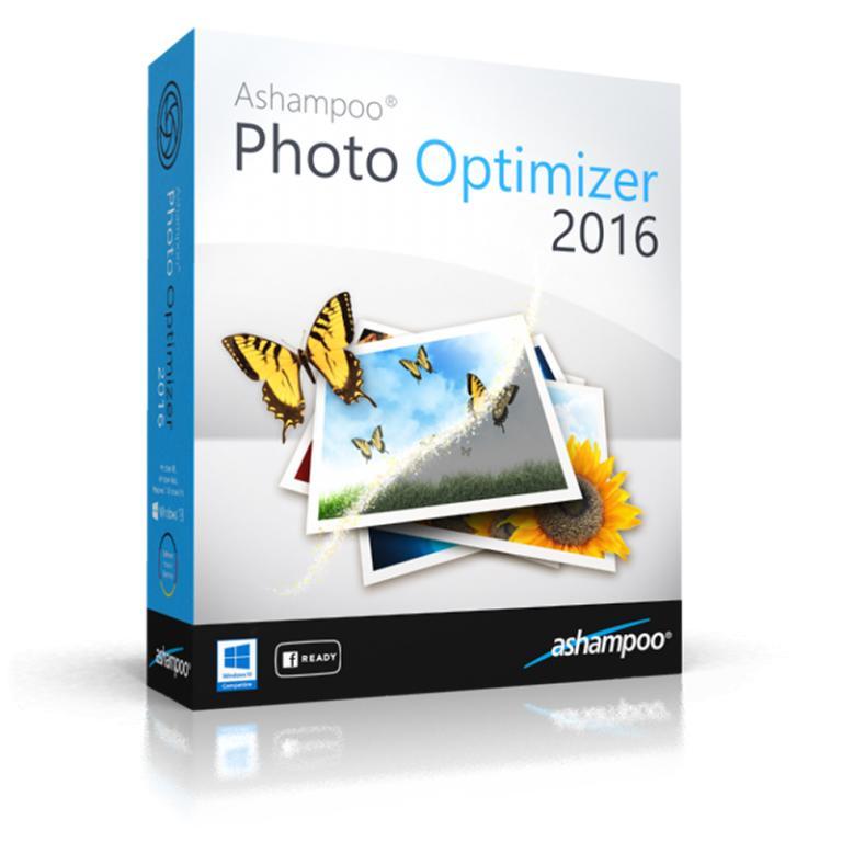 Logiciel Ashampoo Photo Optimizer 2016 Gratuit