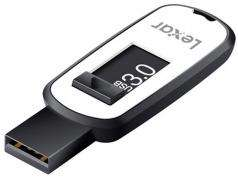 Clé USB 3.0 Lexar JumpDrive S25 (jusqu'à 150 Mo/s) - 128 Go
