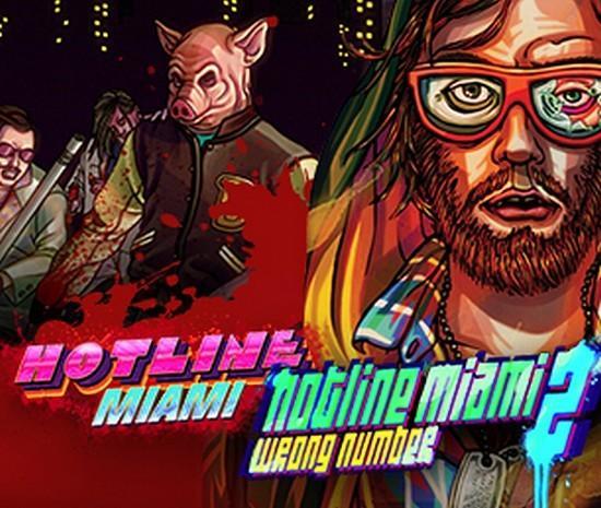 Pack Hotline Miami 1 & 2 sur PC (dématérialisé)