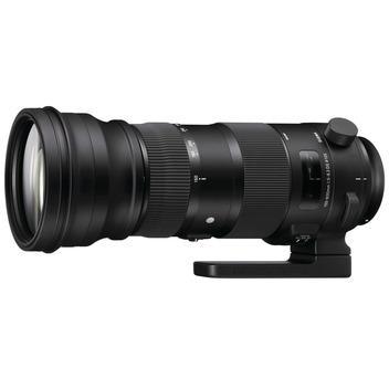 Sélection d'objectifs pour monture Nikon en promotion - Ex : Téléobjectif Zoom Sigma 150-600mm - 5.0-6.3DG OS