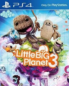 [Membres Premium] Little Big Planet 3 sur PS4