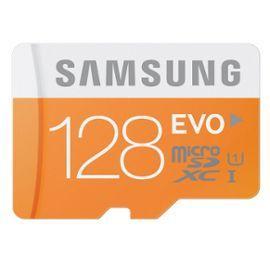Carte microSDXC Samsung Evo Classe 10 - 128 Go