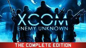 XCOM : Enemy Unknown - The Complete Edition sur PC (Dématérialisé - Steam)