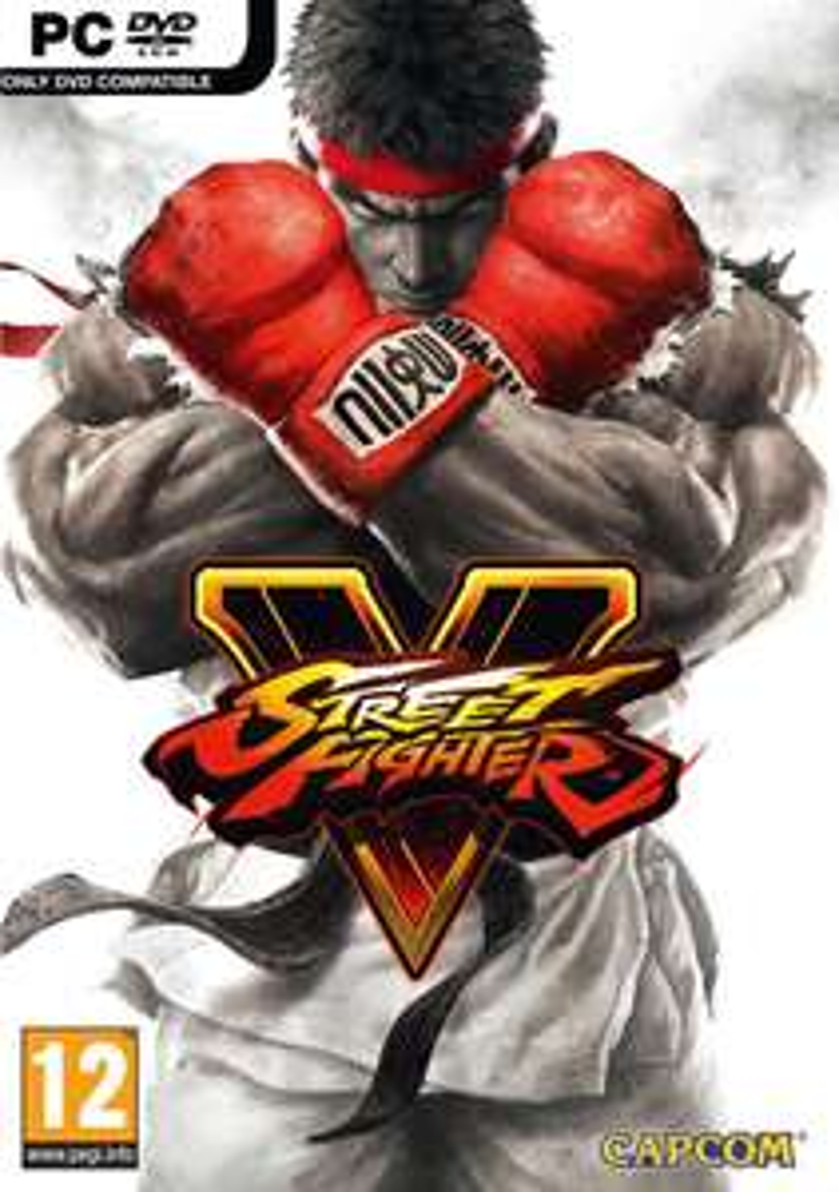 1 an d'abonnement au magazine The Game = Street Fighter V sur PC offert