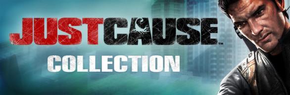 Sélection de jeux PC en promotion Ex : Just Cause Collection (Dématérialisé - Steam)