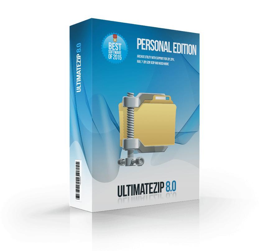 Logiciel UltimateZip 8 pour Windows gratuit