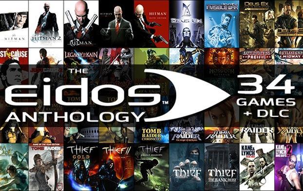 Bundle Eidos Anthology : 34 jeux + DLC sur PC (Dématérialisé - Steam)