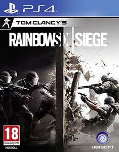 Tom Clancy's Rainbow Six Siege sur PS4 et Xbox One