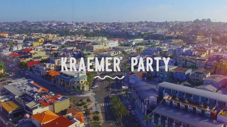 Invitation gratuite à la Kraemer Party à Strasbourg + 20% de réduction sur les coiffures en salon Kraemer
