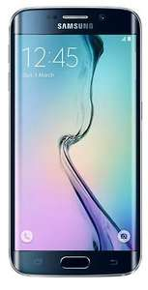 "Smartphone 5.1"" Samsung Galaxy S6 Edge 64 Go - Noir"