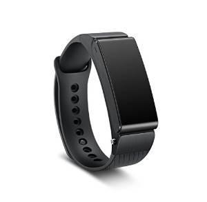 Montre connectée Huawei TalkBand B2 avec oreillette Bluetooth détachable - Noir