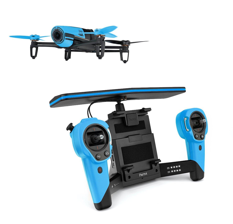 Drone Parrot Bebop avec Skycontroller bleu