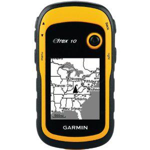 """GPS de randonnée 2,2"""" Garmin eTrex 10"""
