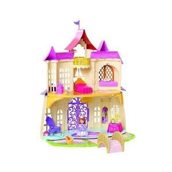 Château parlant Mattel Princesse Sofia - Disney Princesses
