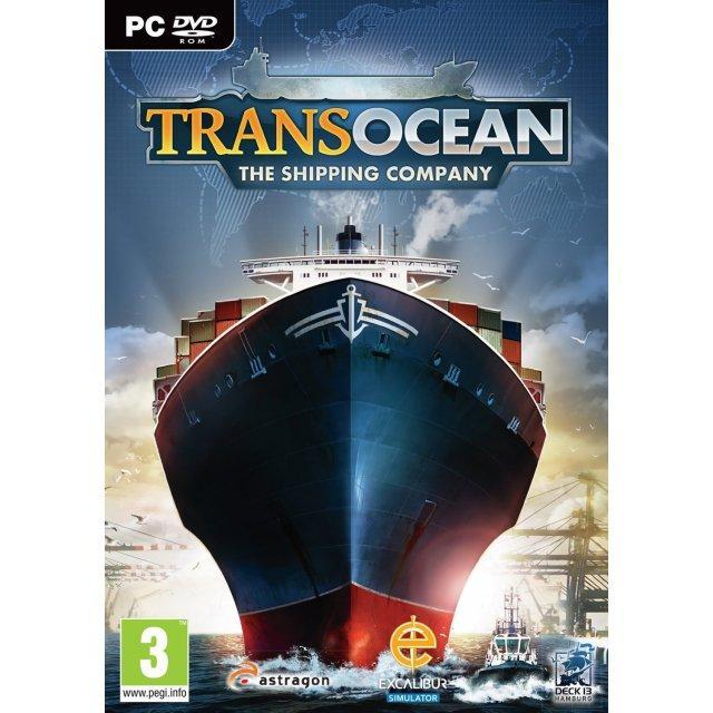 TransOcean: The Shipping Company sur PC (dématérialisé - Steam)
