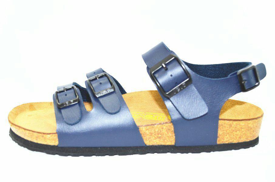 Sandales Devo S03746 - bleues ou noires