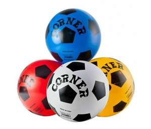 ballon de foot corner