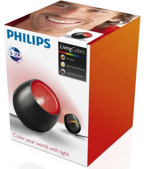 Lampe  LivingColors Micro   Philips 7001830PH - Noir