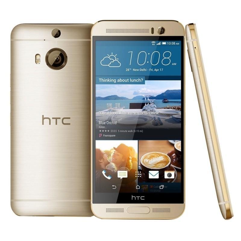 """Smartphone 5"""" HTC One M9 (reconditionné, sans accessoires)"""