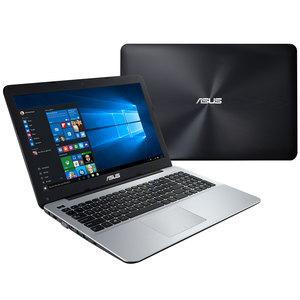 """PC Portable 15.6"""" Asus R556UJ-DM191T - i5-6200U 2.3 GHz, RAM 6 Go, SSD 128 Go, HDD de 500Go"""