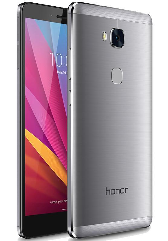 """Smartphone 5.5"""" Honor 5X 16 Go - Plusieurs coloris (via ODR de 30€)"""