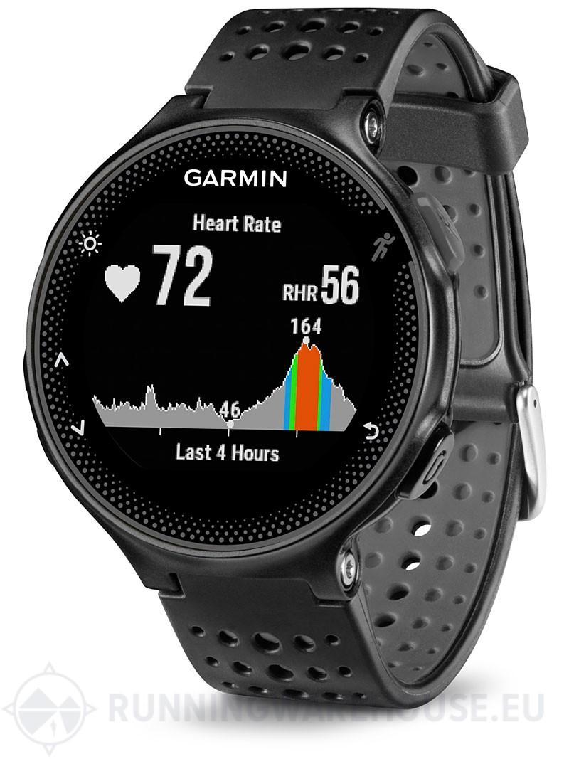 Montre de Course Garmin Forerunner 235 avec Cardiofréquencemètre - Plusieurs coloris