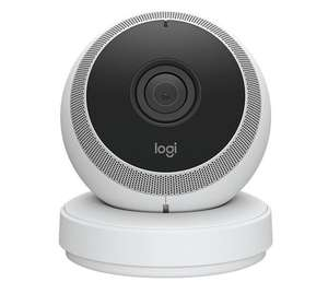 Caméra de Surveillance Portable Wi-Fi Logitech Circle