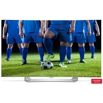 "TV 55"" LG 55EG910V - Oled, 3D, Ecran incurvé"