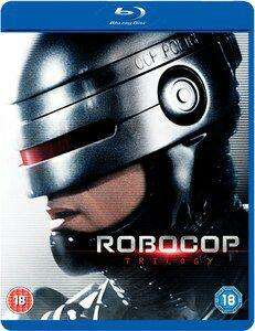 Coffret Blu-ray Trilogie Robocop