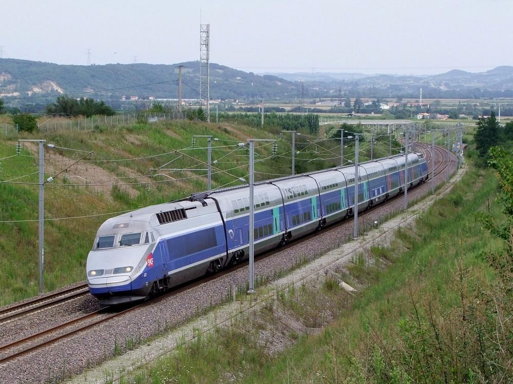 Les 20 Ans du TGV Nord - Aller Retour entre Paris et le Nord