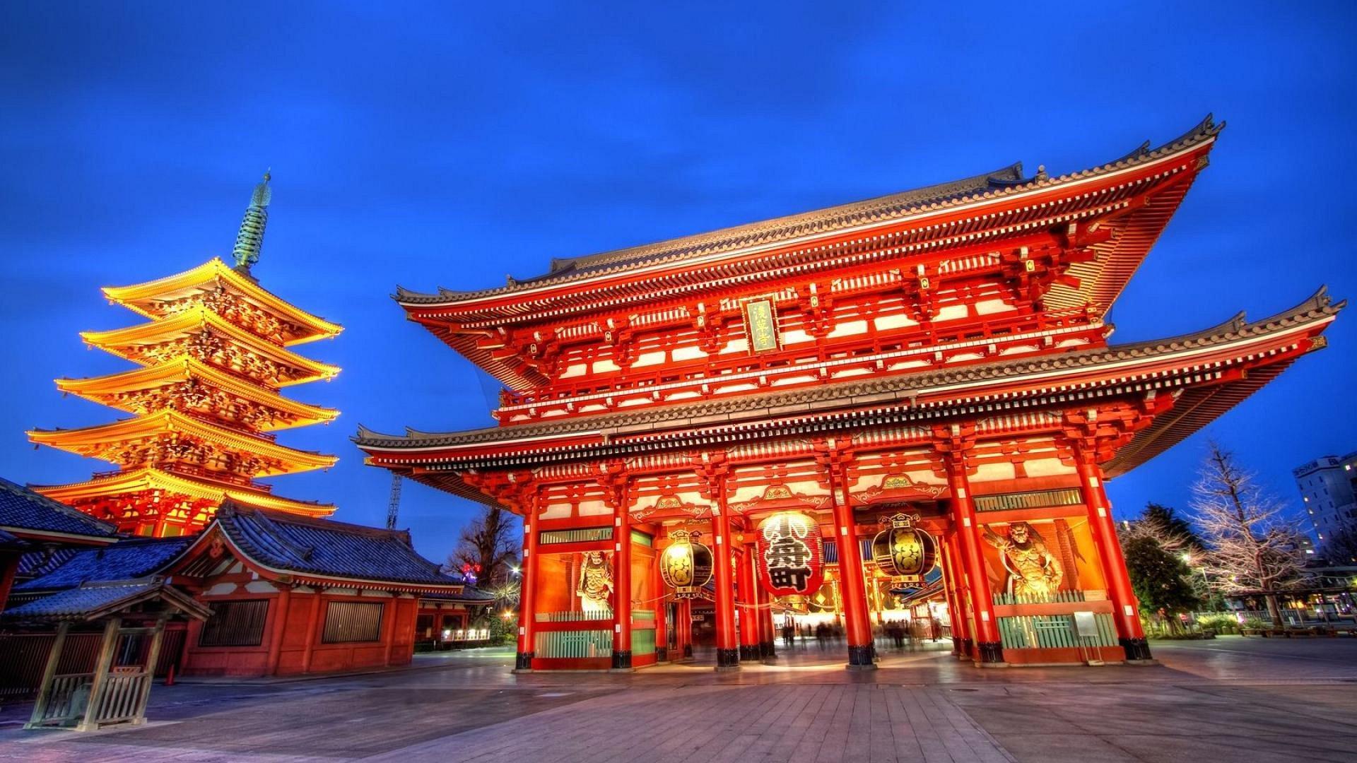Vols A/R pour le Japon en promotion - Ex : Paris-Osaka du 31 mai au 7 juin