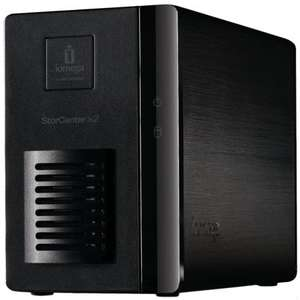Vente flash : NAS Iomega StorCenter ix2 Network Storage