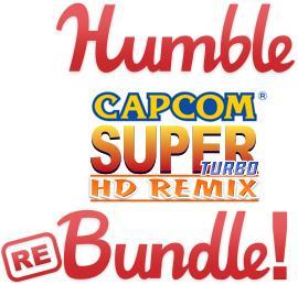Humble Bundle Capcom Remix: 3 jeux PC (Dématérialisé - Steam)