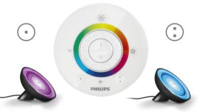 -30% sur les Philips Living Colors : Modèle Iris à 59.30€ et Bloom