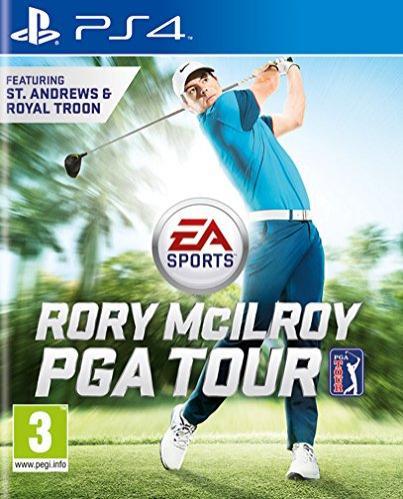 Rory McIlroy Pga Tour sur PS4 ou Xbox One