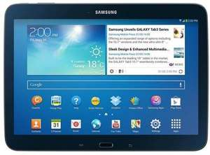 """Tablette 10.1"""" Samsung Galaxy Note N8000 WiFi + Cellulaire 3G 16Go - Reconditionnée"""