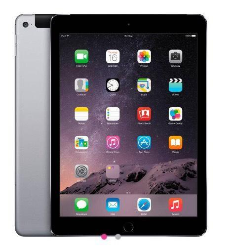 iPad air  4G + Wifi 16 Go  gris sidéral reconditionné