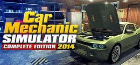 Car Mechanic Simulator 2014 sur PC