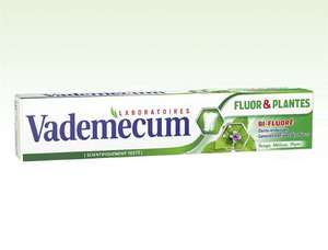 Lot de 2 dentifrices Vademecum (via BDR)