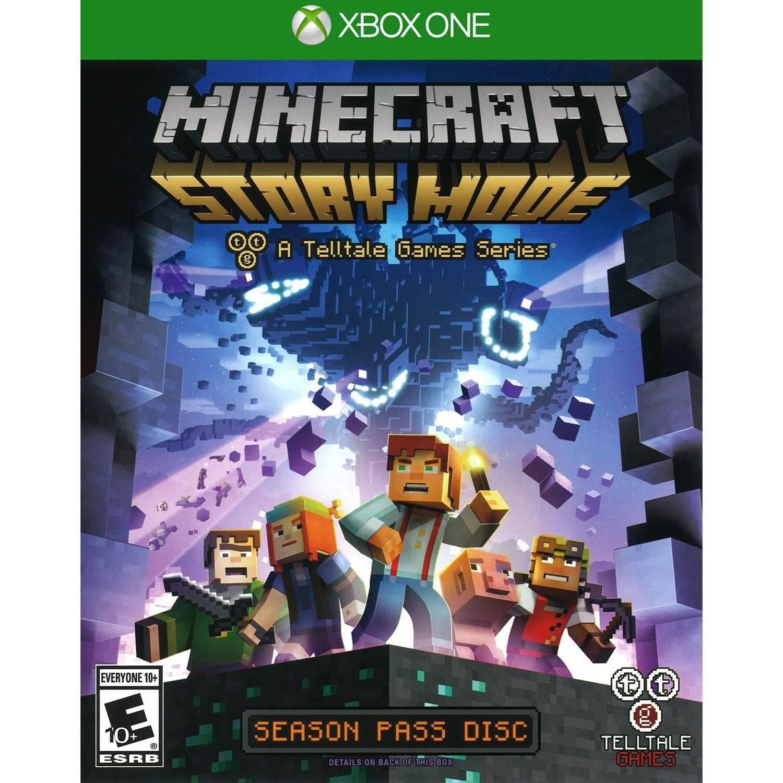 Minecraft: Story Mode sur Xbox One